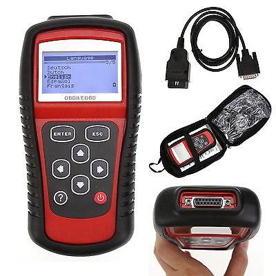 Honda Acura EOBD OBDII Code Reader Scanner Diagnostic Tester Tool ()