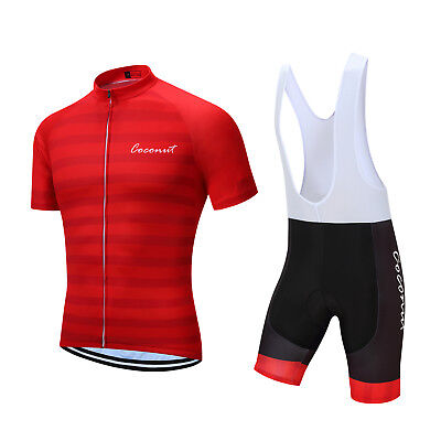 Sports Bike Cycling Jerseys Breathable Bib Short Pants Leisure Bicycle Clothing