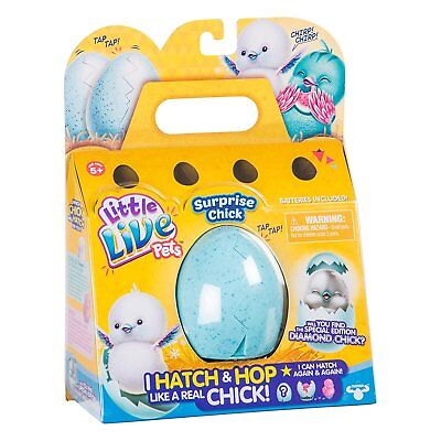 Little Live Pets Surprise Hatching Chick Egg Sound & Movement (Series 2) NEW