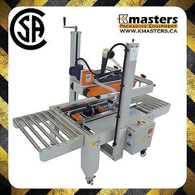 Csm-6000 Carton Box Case Sealer Carton Tape Sealing Machine Csa