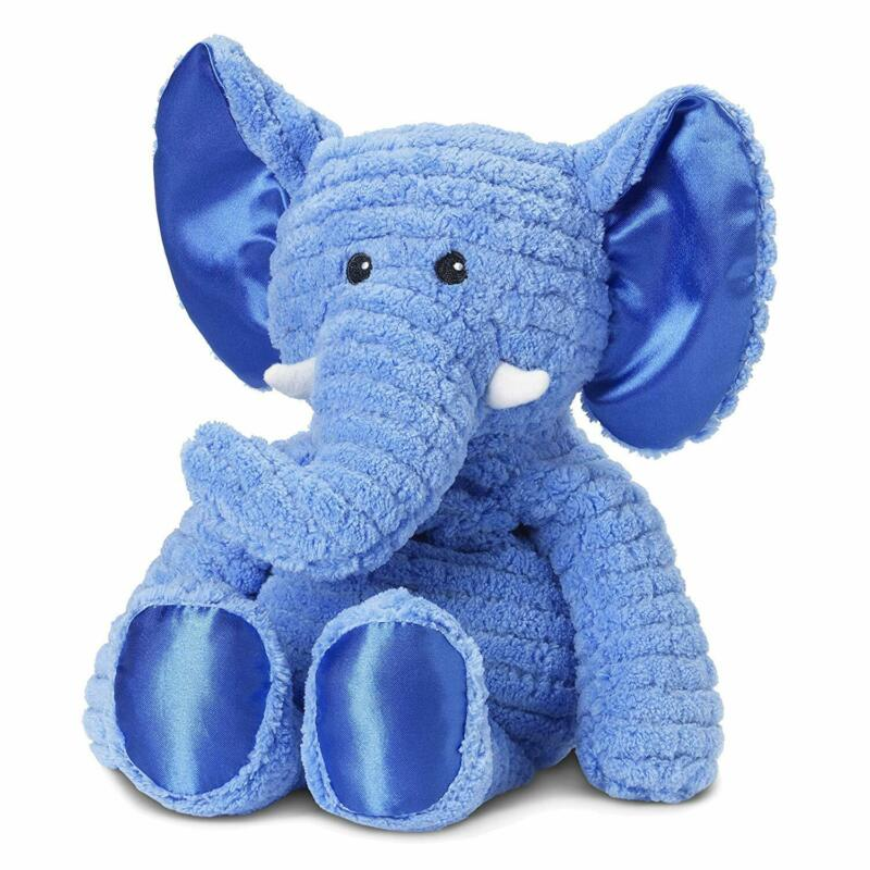My First Warmies ® Microwavable French Lavender Scented Plush Blue Elephant