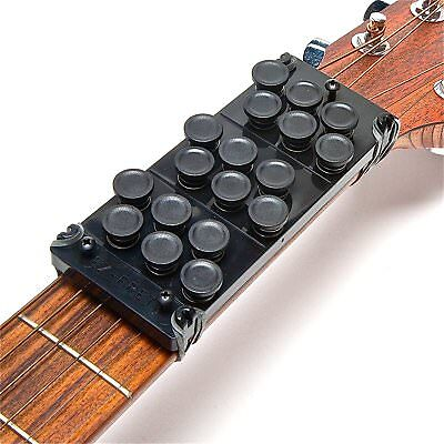 Ez-Fret Beginner Guitar Attachment, Eliminates Finger Pain 110 Chords - Ez Guitar Chords