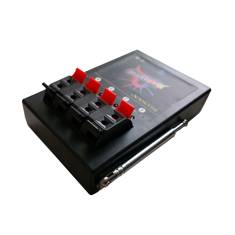 ::Free ship 60 cues 500M distance program fireworks firing system wireless control