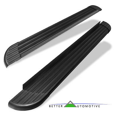 Ford Escape Running Boards (FOR 2013-2016 FORD ESCAPE VALUE ALUMINUM RUNNING BOARDS SIDE STEP NERF BAR BLACK )