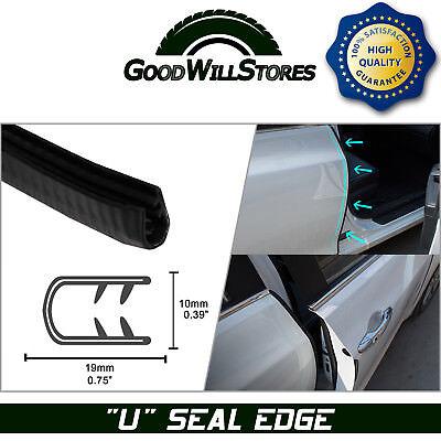 Car RV SUV Door Sealing Rubber Seal Strip Trim Lok Auto Parts Accessory 36''
