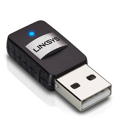 Belkin Linksys AE6000 Wireless Mini USB Adapter AC 580 Dual Band
