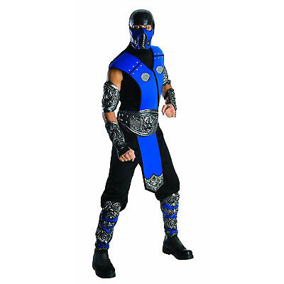 Mortal Kombat Sub Zero Men's Adult Costume | Rubies 880287