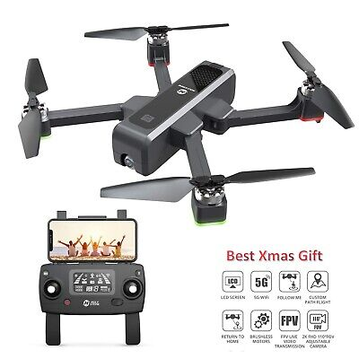 Holy Stone HS550 GPS drone 2K camera brushless foldable 5G WiFi FPV quadcopter