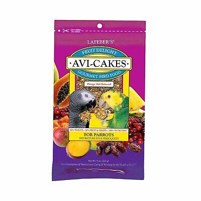 Lafeber's Company Avi-Cakes Fruit Delight for Parrots Food