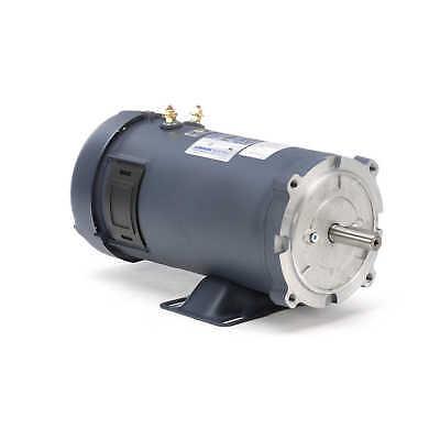 Leeson Electric Motor 108053.00 1 Hp 1800 Rpm 24 Volt Vdc Dc 56c Frame