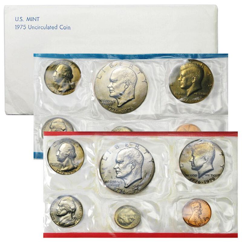 1975 US Mint Set