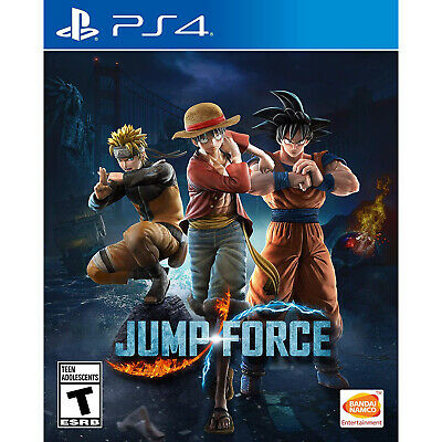 Jump Force PS4 [Factory Refurbished]