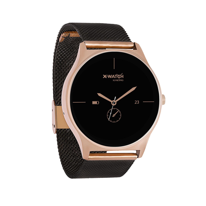 Fitnesstracker Smartwatch Herzfrequenz für Android iOS XLYNE X-WATCH JOLI XW Pro