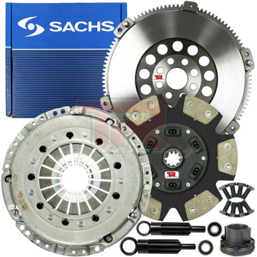 SACHS-TRP STAGE 3 PERFORMANCE CLUTCH KIT+FLYWHEEL For BMW M3 Z3 M COUPE ROADSTER