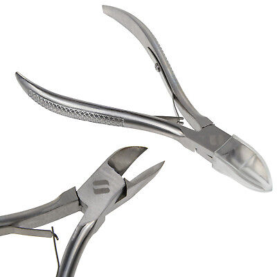Thick Toe Nail Clippers Cutters Nippers Podiatry Tool Ingrown Toenail Heavy Duty
