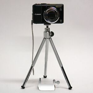DP-IS-mini-tripod-for-Canon-Powershot-A2500-A2400-A2300-A1400-digital-camera