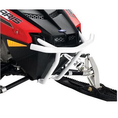 Polaris New OEM Pro-Ride Ultimate Front Bumper White Indy Voyageur RMK