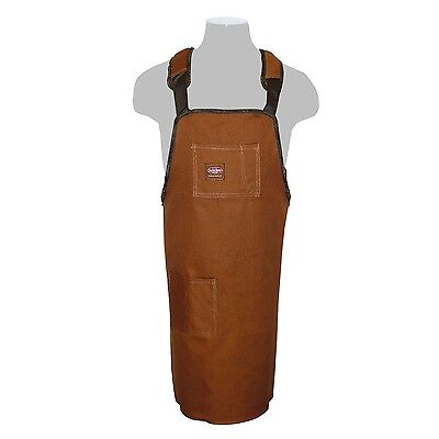 Bucket Boss Apron 80300 Duckwear Brown Canvas | 2 Pockets SuperShop Work Protect
