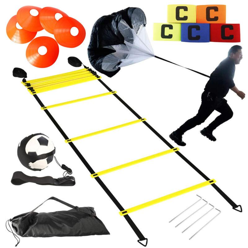 Speed Agility Training Set, Exercise Equipment Kit for Soccer/Football