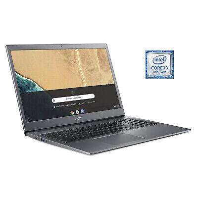 "Acer CB715-1WT-39HZ 15.6"" Touchscreen Chromebook 715 8th Gen Intel Core"