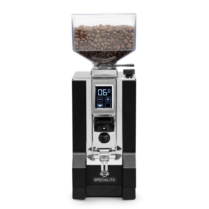 New Eureka Mignon Specialita Quiet Touchscreen 55mm Stepless Espresso Grinder