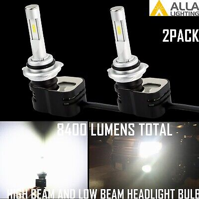 LED 9005 Daytime Running Light Bulb|Headlight Bulb,Angle Base Fit Small Space (Base Small Reflector Bulb)