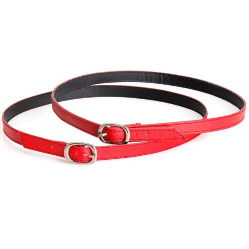 new colored leather shoe straps laces band for holding