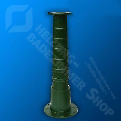 Pillar for Hand Pump Hand Pump, Green M.Rundflansch