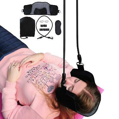 Head Hammock Relief Neck Pain Muscle Shoulder Stretch Cervical Traction - Shoulder Muscle Pain Relief
