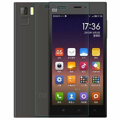 Xiaomi Mi 3 Protector Pantalla 9H Protección Vidrio Auténtico Cristal Templado