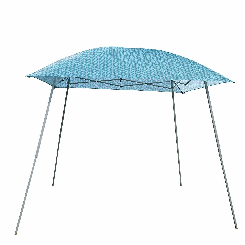 8x8 EZ Pop-up Canopy Tent Instant Gazebo Outdoor Tent w/ Car