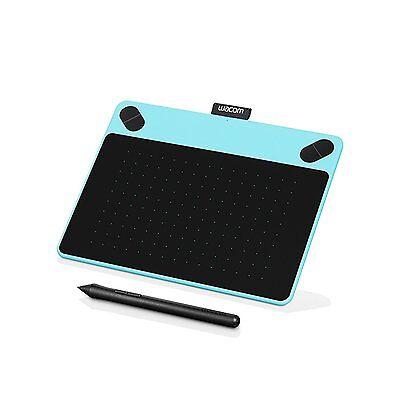 Wacom Intuos Draw Creative Pen Tablet - Small Blue