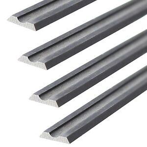4 Stück HM Hobelmesser  für Metabo Hobel HO3360 / HO4382 / HO0882 / HO8302 / B34