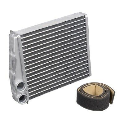 Febi Heat Exchanger For Heater Vw Cc 35 4Motion Caddy 3 2C 2K Crossgolf 5M 37033
