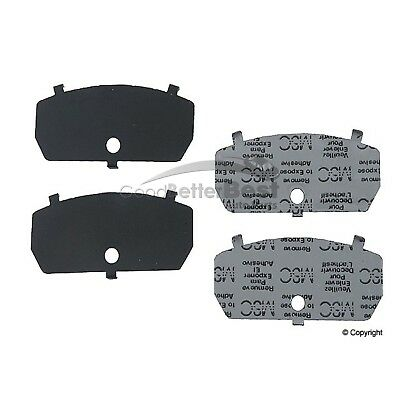 New Better Brake Parts Disc Brake Pad Shim Pack Front 8799 for Nissan &