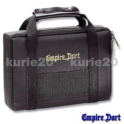 Empire Dart Dartkoffer Koffer Professional für 6 Dartpfeile Darts u.v.m. 20L580
