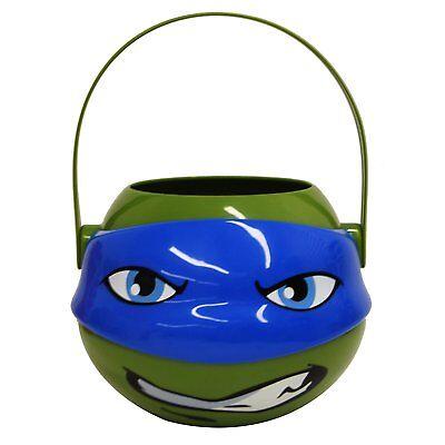Teenage Mutant Ninja Turtle Leonado HALLOWEEN BUCKET Party Centerpiece Bin (Teenage Halloween Party)
