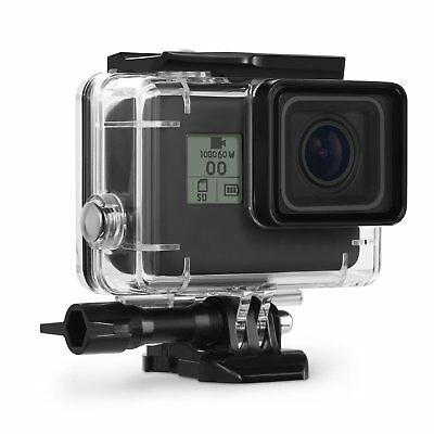 GoPro Hero 7 Black 45M Depth Underwater Case Waterproof Diving Housing Cover