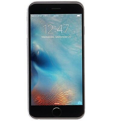 New Apple iPhone 6S 32GB GSM FACTORY UNLOCKED Space Gray Smartphone