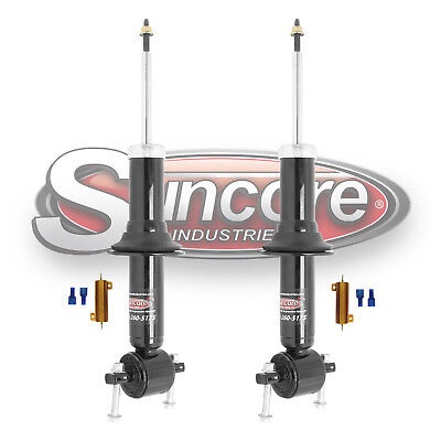 07-14 Cadillac Escalade Front Active Suspension to Passive Gas Shock Absorbers