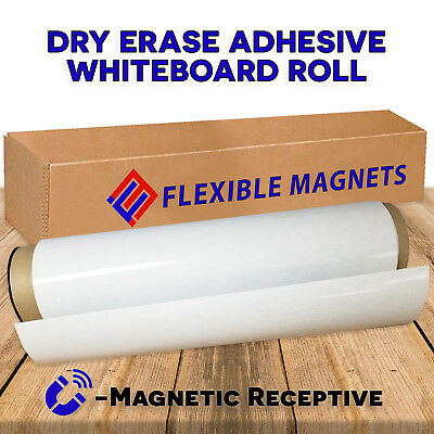 Dry Erase Board With Adhesive Back. Wall White Board Stickdry Erase Wall Decal