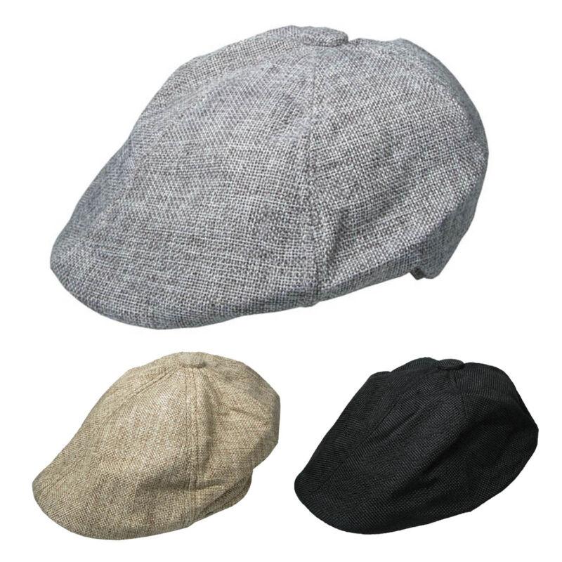Mens Brand New UK High Quality Soft Flat Cap 39284-14