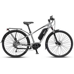 XDS E-Volve GS Comfort E-Bike (Grey) 2019 rrp$2749 Concord West Canada Bay Area Preview