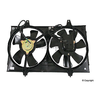 - One New Performance Radiator Engine Cooling Fan Motor 620050 214812L700
