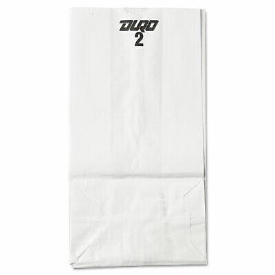 General Grocery Paper Bags, 2 lb Capacity, 4.31
