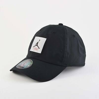 Nike Unisex Air Jordan H86 LEGACY FLIGHT Cup Hat Black AV8459-010 d