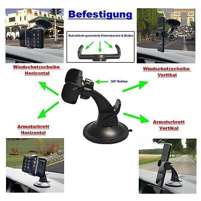 Universal Auto Smartphone Handy GPS Halterung Windschutzscheibe Armaturenbrett Gps-halterung