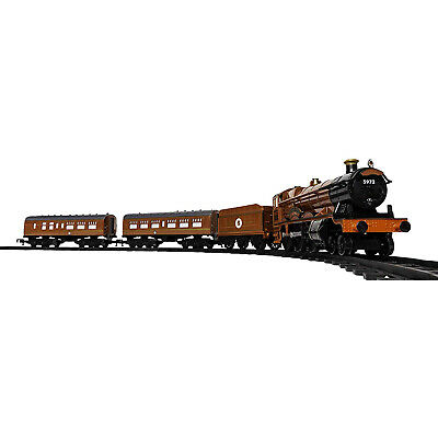 Lionel Hogwarts Express Battery Powered Ready to Play Model Train Set (Open Box)