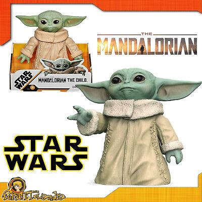 Action Figure Of Baby Yoda The Child The Mandalorian Star Wars Disney