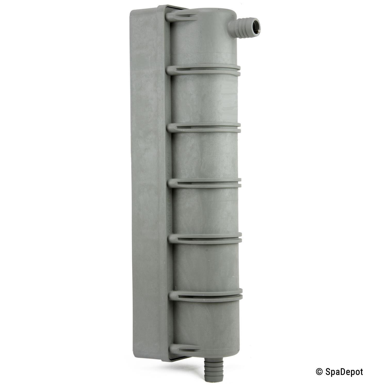smart low flow heater for sundance spa